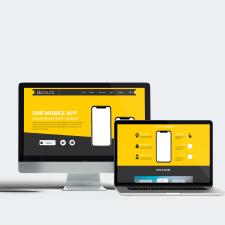 Ediscount app & website