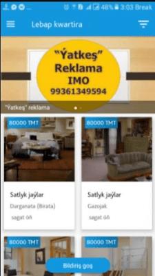 Програма для пошуку квартир