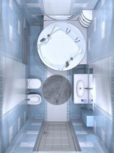 ванная4 (программа: 3D Max)