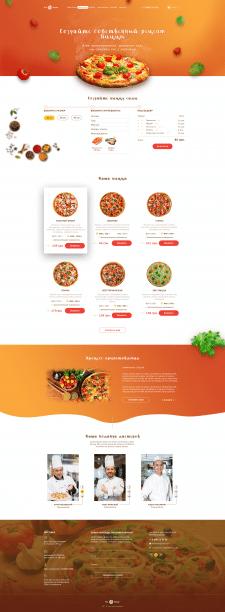 """""""Моя Пицца"""" - доставка пиццы по рецепту клиента"""