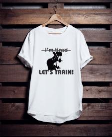 Принт для футболки спорт клуба