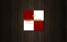 Логотип для английского паба