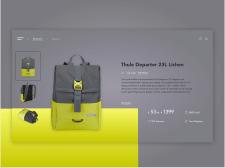 backpacks thule