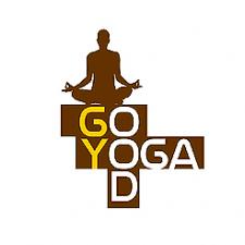 Логотип для студии йоги Москва