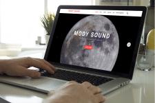 MODY SOUND | concept design