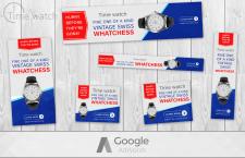 Баннеры для Google AdWords