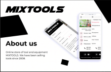 Mobile version of the site Mixtools