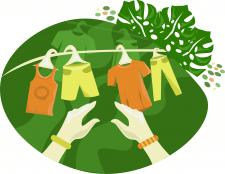 Иллюстрация одежды