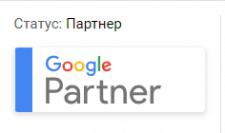 Статус Google Partner
