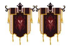 герб для игры Невер Винтер