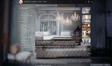 Интернет-каталог элитной мебели, освещения, декора