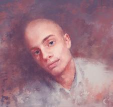Портрет парня