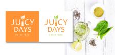 логотип для бренда детокс-соков