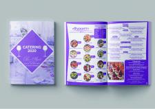 Обложки и один разворот информационного буклета
