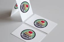 Логотип для кондитерской лавки