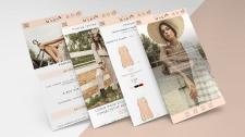 Дизайн для дизайнера одежды