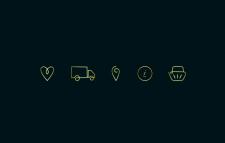 Безотрывные иконки