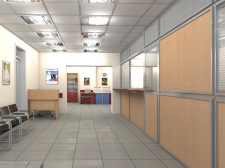 офисное помещение - вид2
