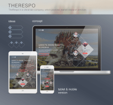 TheRespo main page