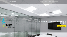 Создание сайта - GBM Solutions