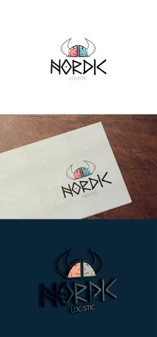 Nordic logistic logotype