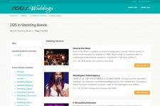 Свадебный каталог штатов США и других стран