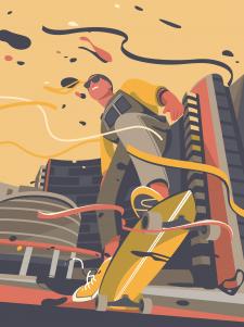 Иллюстрация Adobe Illustrator