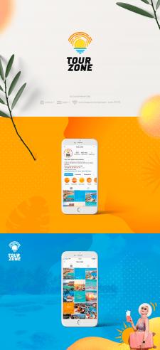 Логотип и оформление соцсетей для турагентства