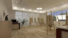 Дизайн интерьера оброзовательного центра