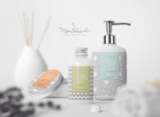 Magic Lavender Cosmetics Packaging Design