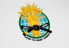 Hand-to-hand combat logo