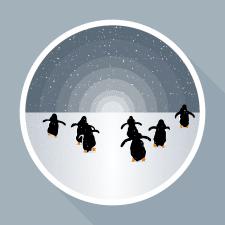 """Time for illustration """"Penguins"""""""