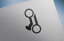 """Логотип с инициалами компании """"g d"""""""