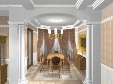 Жилой дом в Киеве в классическом стиле