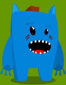 Персонаж для флеш-игры