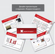 Презентация о журнале «Корреспондент»