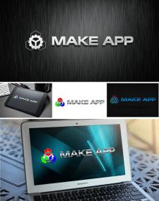 логотип MAKE APP