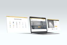 TEAMLY - разработка сайта на Тильда для компании
