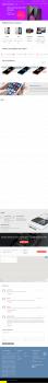 Разработка сайта для сервисного центра Apple