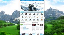 Дизайн и разработка интернет-магазина «DuckStore»