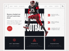 Online American Football School