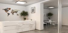 Дизайн офисного пространства