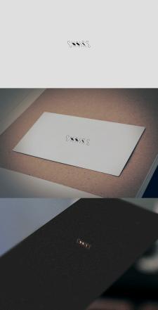 Логотип в стили минимализм