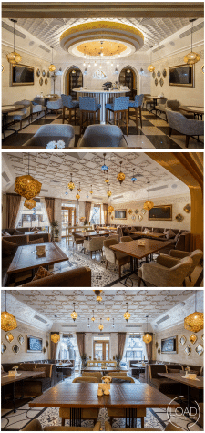 "ресторан ""Шейх"" в Одессе"