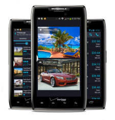 Hotels & Car Rental Market app