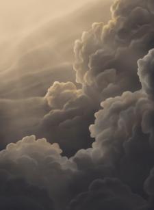 Небо ілюстрація