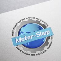 Логотип для ИМ авто запчатей из Европы