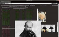 PHP, JS: відображення подій розпізнавання