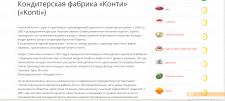 Кондитерская фабрика «Конти» («Konti»)