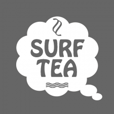 Logo Surf Tea